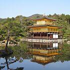 The Golden Pavilion by sammyphillips