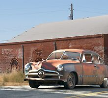 1950 Ford Coupe by DaveKoontz