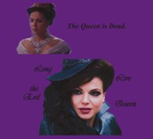 The Queen is Dead by faberryforgood
