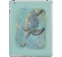 A Curious Friend iPad Case/Skin