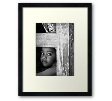 The Known World Framed Print