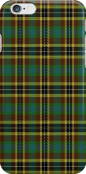 02337 Santa Clara County, California E-fficial Fashion Tartan Fabric Print Iphone Case by Detnecs2013