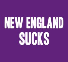 Baltimore Ravens - New England sucks by MOHAWK99