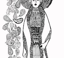 INSPIRED BY:   Adele Bloch Bauer II    GUSTAV KLIMT by BCallahan