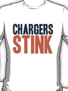 Denver Broncos - Chargers Stink - mix T-Shirt