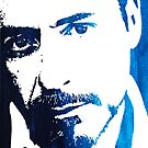 rdj in blue by cocosuspenders