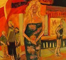 The Family NYE - Yamba NSW Australia by Margaret Morgan (Watkins)