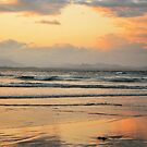 Byron Bay Sunset 3 by Emily McAuliffe