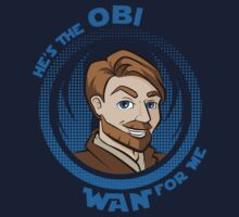 The Obi-Wan For Me by Christa Diehl
