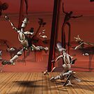 Robots Ballet by Syd Baker