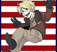 America by AlwaysDreah