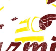 Tazmily little league Sticker