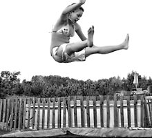 ❀◕‿◕❀ TRAMPOLINE FUN CAUGHT IN MID AIR ❀◕‿◕❀ by ╰⊰✿ℒᵒᶹᵉ Bonita✿⊱╮ Lalonde✿⊱╮