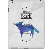 House Stark - Stained Glass iPad Case/Skin
