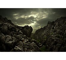 Norwegian Mountain Photographic Print