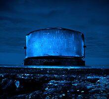 Nazi Bunker by taudalpoi