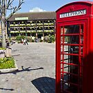 Phone Box London by DavidHornchurch