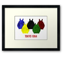 Totoro 1964 Framed Print