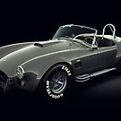 Shelby Cobra 427 Grey by Marc Orphanos