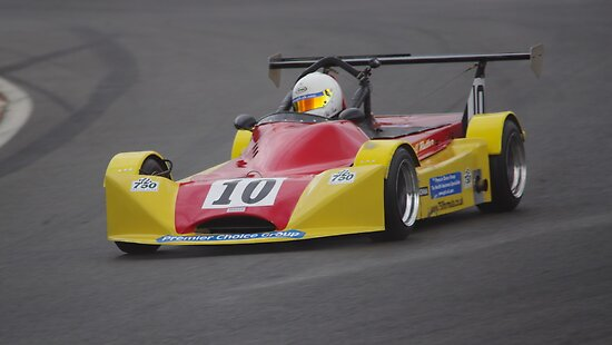 750 MC - 750 Formula - #10 Bill Rutter by motapics