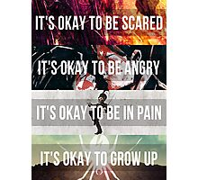 It's Okay - MCR Photographic Print