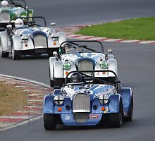 750 MC - Morgan Aero Racing - #25 Tim Ayres #6 Simon Orebi Gann by motapics