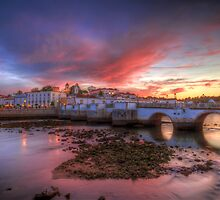 Tavira Twilight by manateevoyager