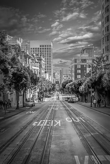 Downtown San Francisco by Erik Brede