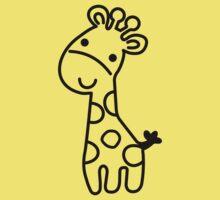 Giraffe by thevillain