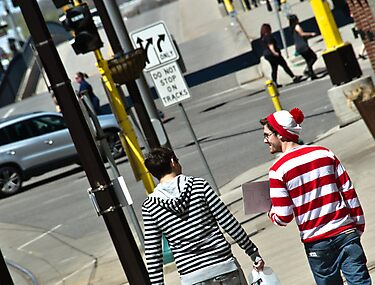 Waldo by Mark Jackson