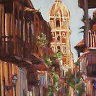 Cartagena, Colombia by Terri Maddock