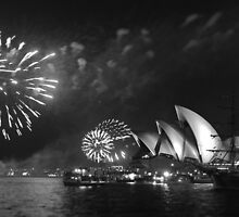 New Years Eve in Sydney by 59Photography