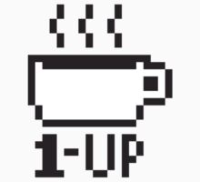 1-UP by Tanner Johnston