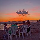 Watching the sunset. by naranzaria