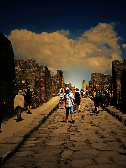 POMPEII THE LOST HOLY CITY by leonie7