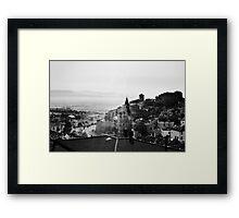 Anghiari (Bella Toscana Series 2012) Framed Print
