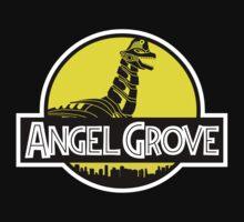 Angel Grove: Titanos Kids Clothes