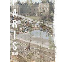 Paris, 1889 by Oskar Strom