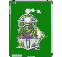 The Train .. iPad case iPad Case/Skin