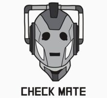 Cyberman Check Mate by syrensymphony