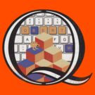 Q-BERTY Keyboard by oawan