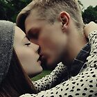 Kiss by strych9ine
