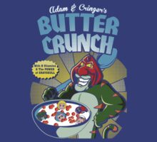 Adam and cringer's Butter Crunch Cereals by Faniseto