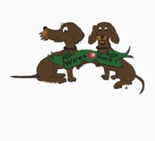 Wires Rock ! - wirehair dachshunds by Bine