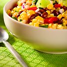 Corn and Bean Salad by Franz Diegruber