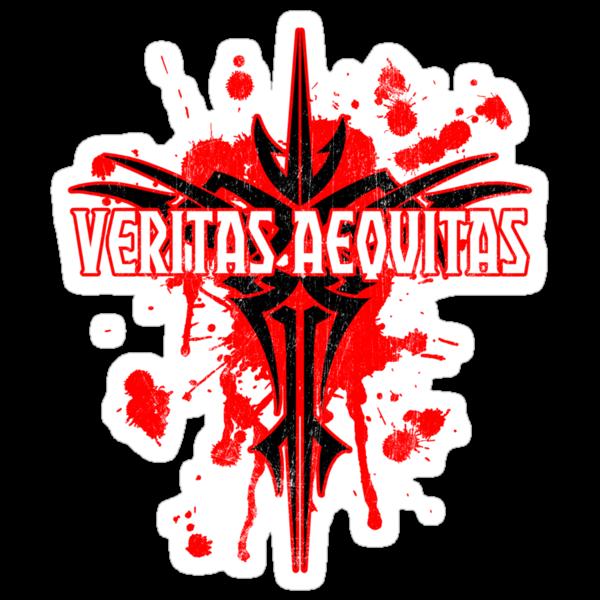 Veritas Aequitas by KDGrafx