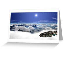 Explorer - Worldview Greeting Card