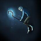 Frostbite - Jack Frost by skarl3tte
