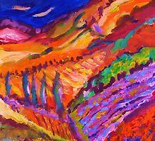 Landscape in my Mind by artqueene