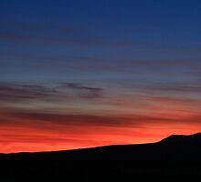 5/12/13 Winnemucca Sunset by DonActon